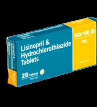 Lisinopril Hydrochloorthiazide